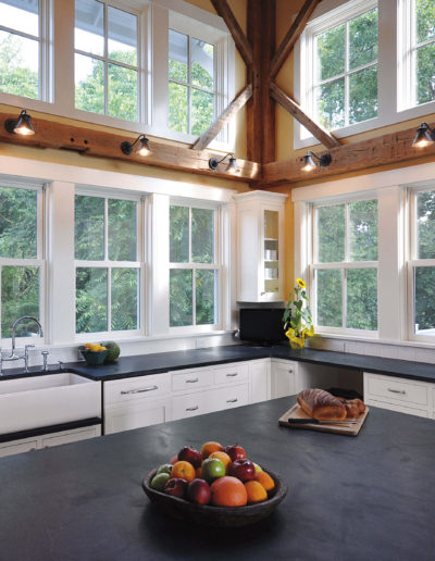custom double hung windows