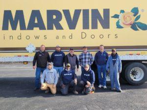 marvin custom windows and doors team